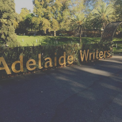 Adelaide Writers' Week 2015