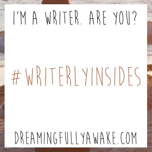 i'm a writer are you
