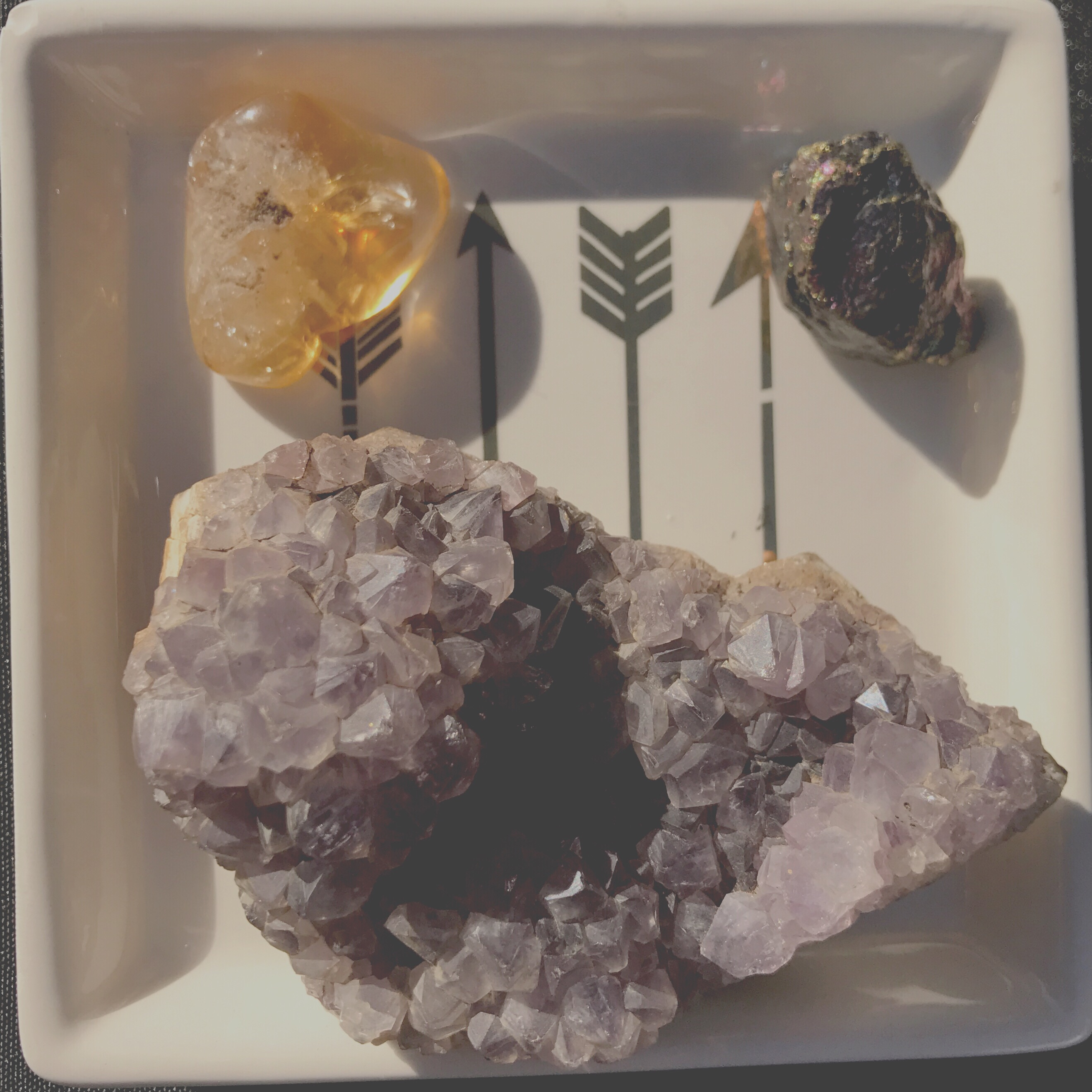 Crystals for Creativity and Productivity