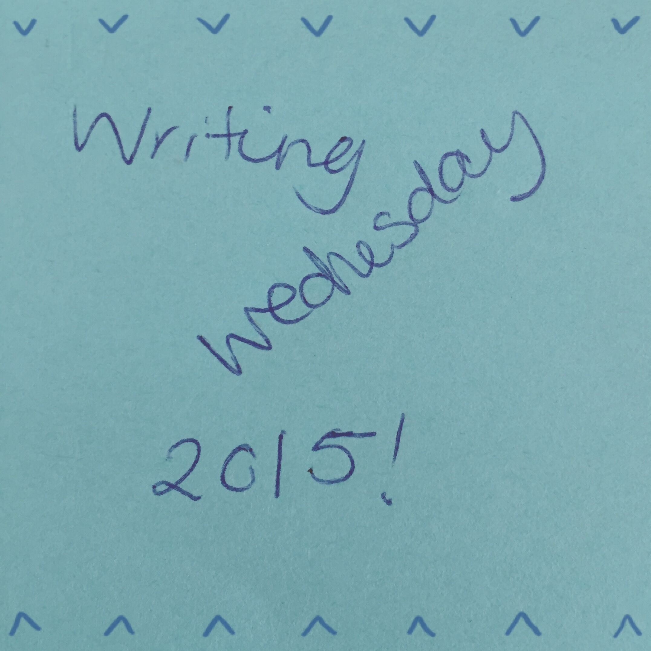 writing wednesday