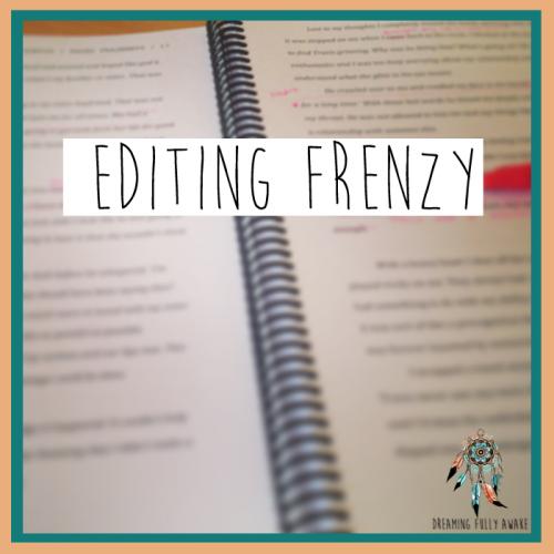 Editing Frenzy