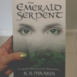 The Emerald Serpent by K.S Nikakis