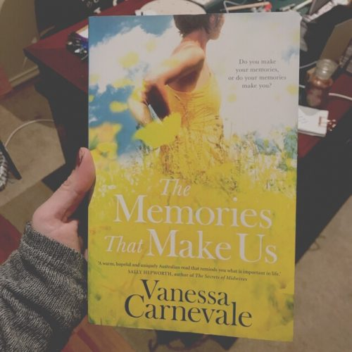 Book Review: The Memories that Make Us - Vanessa Carnevale