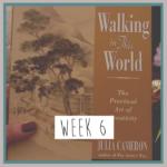 Walking In This World – Week 6